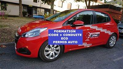 FORMATION CODE + CONDUITE ECO - Permis auto (B)
